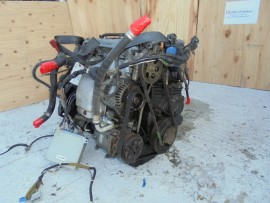 1996-2000 Honda Civic D15B Engine With AT Transmission ECU D16Y7 JDM