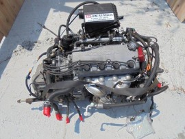 1988-1993 JDM Honda Civic CRX D13A 16 Valve Engine Automatic Transmission EK2