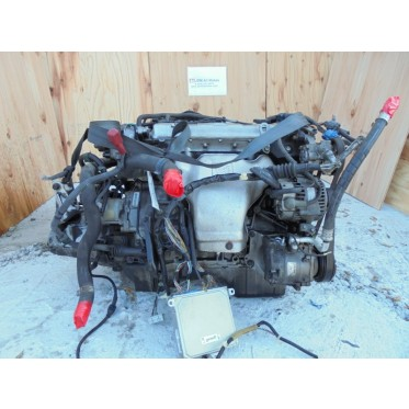 HONDA ACCORD PRELUDE SILVER TOP F22B ENGINE MANUAL 5 SPEED TRANSMISSION