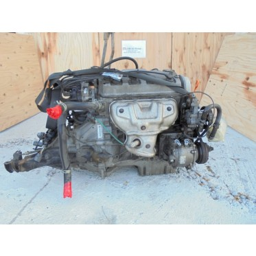 96-00 Honda Integra ZC Engine & AT Transmission1.6L Sohc Non-Vtec obd2 JDM