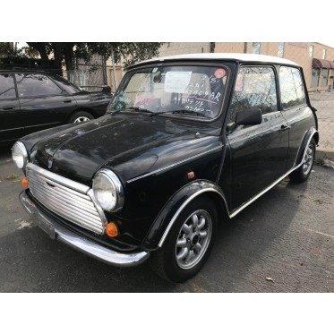 1990 Rover Mini Mayfair FWD, 999cc 4 Cylinder, AT, AC