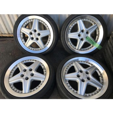 Wheels Rims Set OEM Set JAWA MODENA TWO 5X114.3 R18 Japan JDM