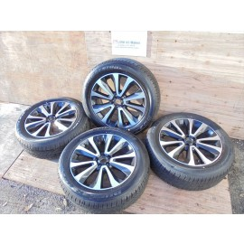 """Subaru Forester XT Limited OEM 18"""" Factory Wheels &Tires Set Outback 2018"""