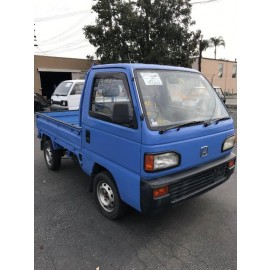 1991 HONDA ACTY FULL TIME 4WD MID-ENGINE 5MT 660CC