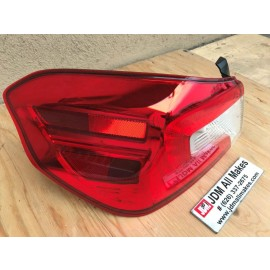 2015-18 SUBARU WRX STI LEFT DRIVER SIDE LED TAIL LIGHT OEM
