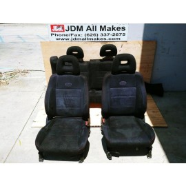 97-01 SUBARU FORESTER STI SF5 STI SEATS SET OEM