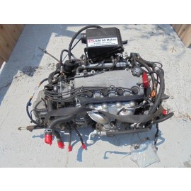 JDM Honda Civic CRX D13A 16 Valve Engine Automatic Transmission 88-93