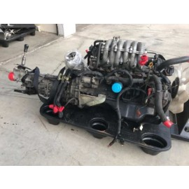 Nissan SKYLINE GTS RB20E Engine R33 Motor Transmission 5MT 5F