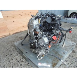2013 TOYOTA PRIUS C 1NZ JDM 1.5L HYBRID ENGINE MOTOR W/AT Transmission OEM JDM
