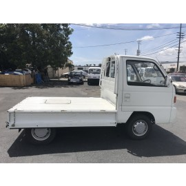1992 Honda Acty Full Time 4WD Mid-Engine 5MT 660 CC