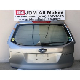 2014-16 SUBARU Forester Trunk Hatch Tailgate / Liftgate OEM JDM Complete
